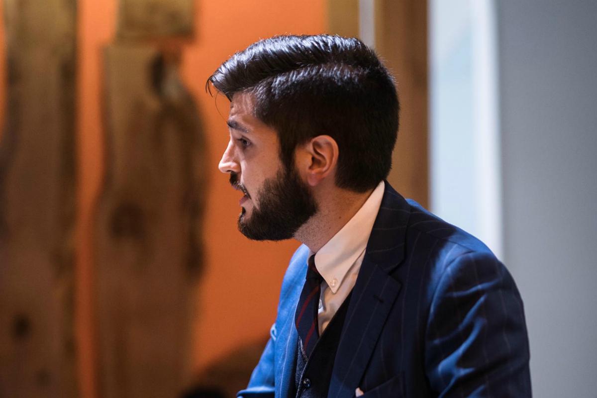 Florian Sejko, l'Ancelotti del public speaking: dai dibattiti a scuola fino al Palazzo di vetro