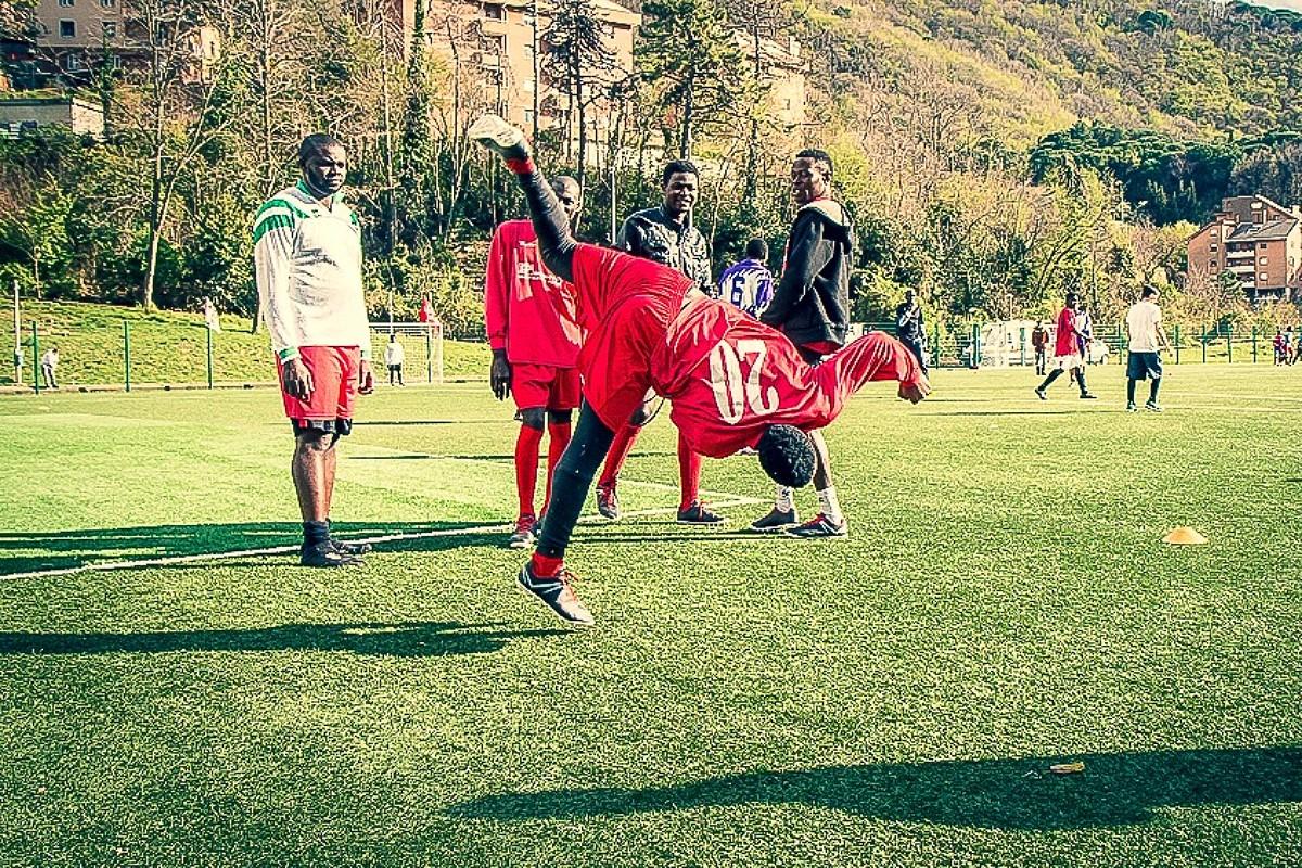 Cap20100: l'importanza di fare rete in un documentario sul calcio popolare milanese