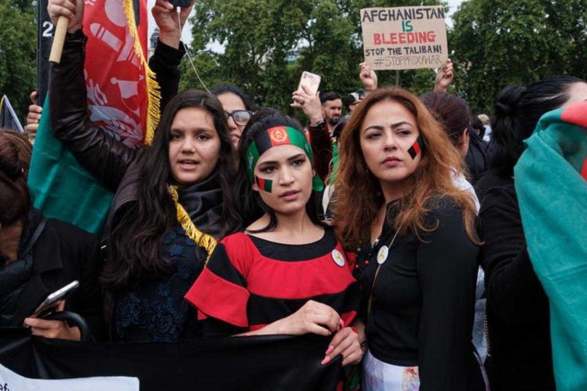 """Laura Quagliuolo: """"Afghan women need our help, not paternalism"""""""